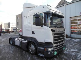 SCANIA R450 HIGHLINE-STREAMLINE EURO6, Low Deck TOP stav 6x Skladom