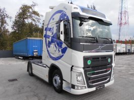 VOLVO FH 13 500 GLOBETROTTER XL EURO6 TOP