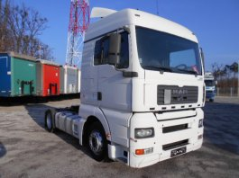 MAN TGA 18.430 XLX Low Deck Mega