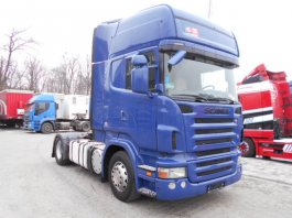 SCANIA R420 TOPLINE EURO5, Opticruise