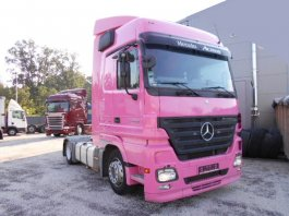 MERCEDES BENZ ACTROS 1844, Low Deck, EURO5,