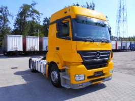 MERCEDES BENZ AXOR 1843, Manual + Hydraulika