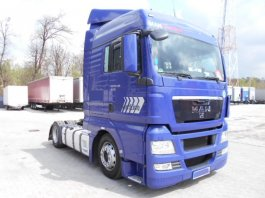MAN 18.440 TGX EFICIENTLINE Low Deck Mega TOP TOP TOP