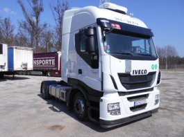 IVECO STRALIS 480 HI-WAY Low Deck, retarder, EURO6, TOP