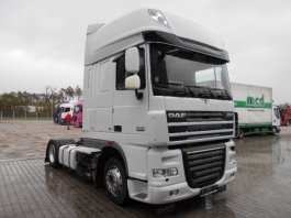 DAF XF 105.460 Superspacecab, EURO5, ATE,EEV, Low Deck