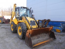 NEW HOLLAND LB 115.8 4X4X4