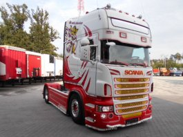 SCANIA R480 TOPLINE, ADBlue, TOP - SHOW TRUCK, SPECIAL INTERIEUR, FULL AIR
