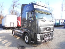 VOLVO FH 13 500 EEV GLOBE XL 2011, TOP