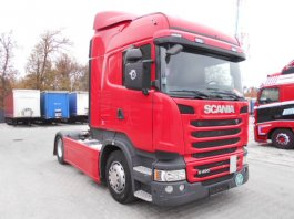 SCANIA R490 HIGHLINE-STREAMLINE, EURO6, Hydraulika