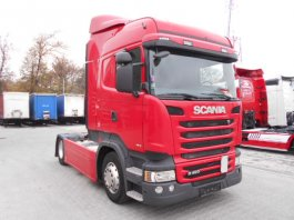 SCANIA R490 HIGHLINE-STREAMLINE,EURO6, Retarder, Hydraulika