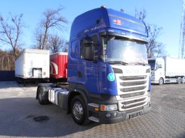 SCANIA R490 TOPLINE EURO6,Retarder,ADR, FULL AIR