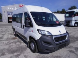 PEUGEOT BOXER 130 9 Miestny