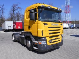 SCANIA R480 CR 19 Manual, Retarder, Hydraulika,